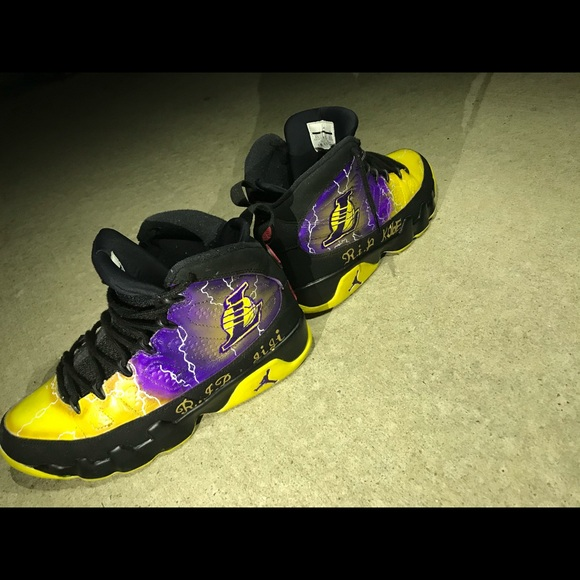 Jordan Shoes | Custom Kobe Tribute